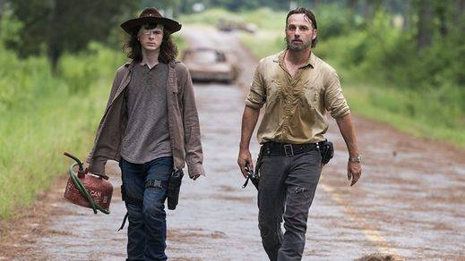 'The Walking Dead' y su protagonista mordido: el final más amargo de mid-season