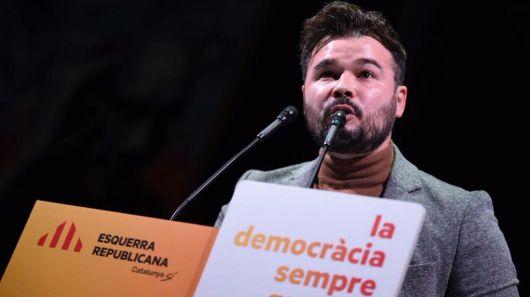 Se enfría la posibilidad de un tripartito en Cataluña: 'Esquerra no pacta con carceleros'