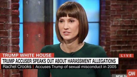 Varias mujeres acusan públicamente a Trump de acoso sexual y exigen al Congreso que actúe