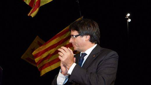 Puigdemont volverá si tiene votos para ser investido president y no aceptará ni un nuevo Estatuto ni una reforma de la Constitución