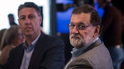 Elecciones 21-D: Rajoy sostiene que sólo el PP garantiza que Cataluña siga en España y Europa