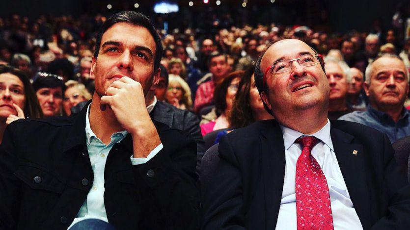 El PSOE recela de los indultos que propone Iceta para los presos del procés independentista