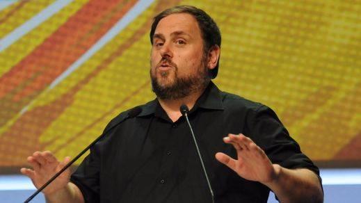 Junqueras le reprocha por carta a Rajoy que