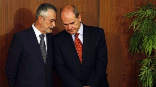 El peso de la acusación a Chaves y Griñán es por no controlar las ayudas de los ERE