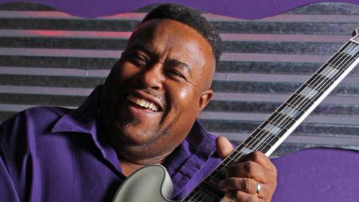 Clamores nos regala a Larry McCray, el alma y el corazón del blues