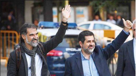 Jordi Sánchez pretendía salir de prisión temporalmente para hacer campaña, pero el Supremo se lo impide