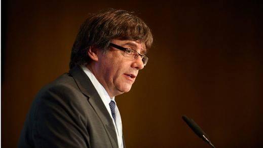 Puigdemont: 'Si el 155 es rechazado en las urnas, tendré que volver'
