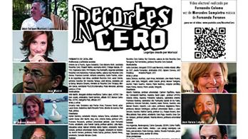 Manifiesto Recortes Cero