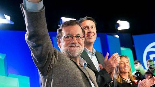 Rajoy ya admite que el PP sólo aportará escaños a una mayoría de Ciudadanos y PSC