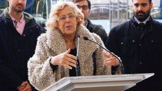 Carmena declara la guerra a IU pero el partido de Garzón prefiere no levantar armas todavía