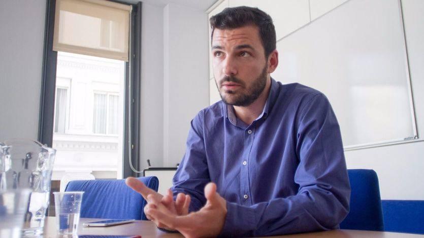 Eduardo Garzón: 'El Plan Económico que se ha aprobado no era el de Sánchez Mato'
