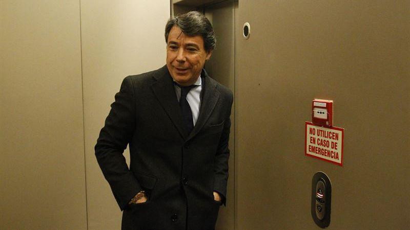 González dice que los tesoreros del PP eran los responsables de las 'adjudicaciones públicas' en Madrid