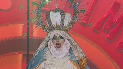 10 meses después, respira la drag queen que interpretó a Jesús y la Virgen en el Carnaval de Las Palmas