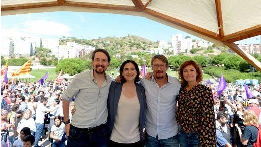 Batacazo 'en común': la coalición de Iglesias y Colau se estrella en las urnas
