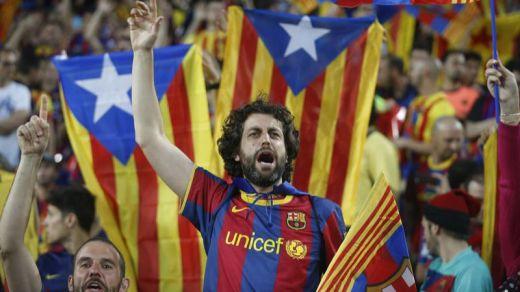Multa de 7.200 euros por la pitada al himno en la final de la Copa del Rey de fútbol