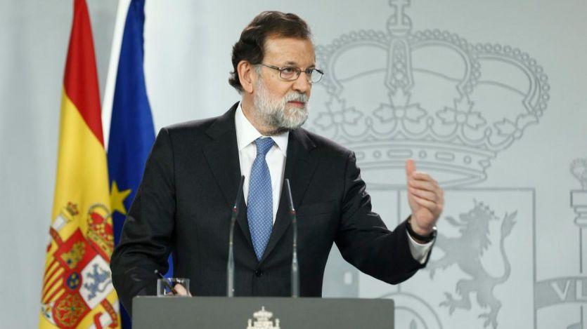 Rajoy, con cero autocrítica, ofrece diálogo a un nuevo gobierno independentista