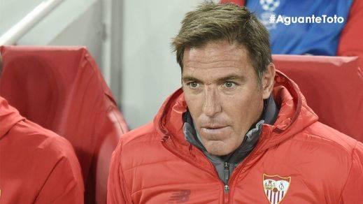 La destitución de Berizzo como entrenador del Sevilla 'desata la guerra' en Twitter