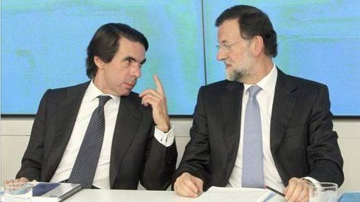 Nueva bronca de la FAES de Aznar a Rajoy tras la debacle del PP el 21-D