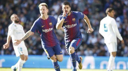 El Barça aplasta las aspiraciones 'ligueras' del Real Madrid (0-3)