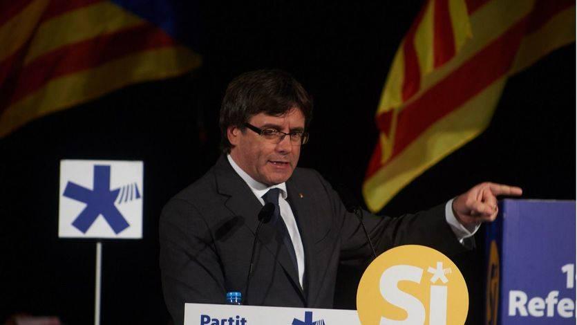 Puigdemont se equipara con Macià y carga contra el 'Estado de persecución a las ideas democráticas'