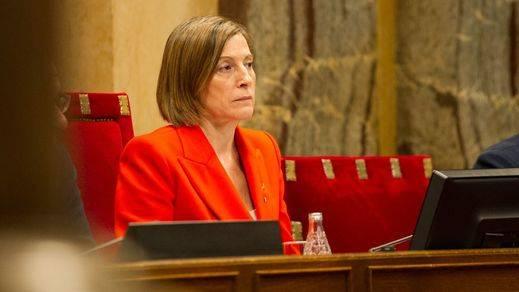 Las estrategias para nombrar presidente del Parlament: Forcadell, Mundó y Domènech, los candidatos