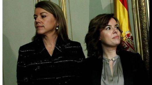 La pugna interna en el PP se agrava tras la debacle catalana y afecta a la vicepresidenta Santamaría