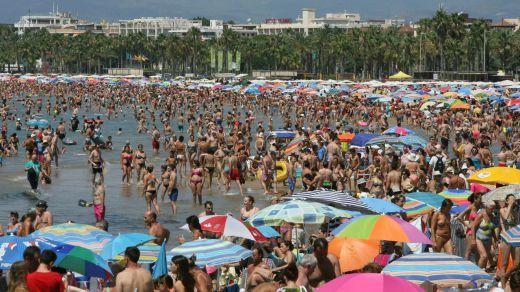Nuevo récord para el turismo: hasta noviembre visitaron España más turistas internacionales que en todo 2016