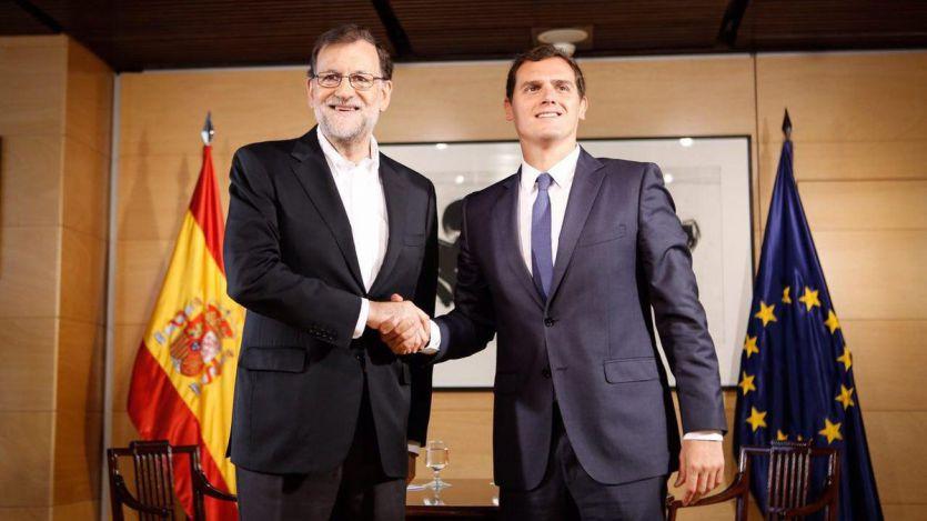 Lo que no se dijo de la reunión entre Rajoy y Rivera: Ciudadanos incrementa la presión al Gobierno