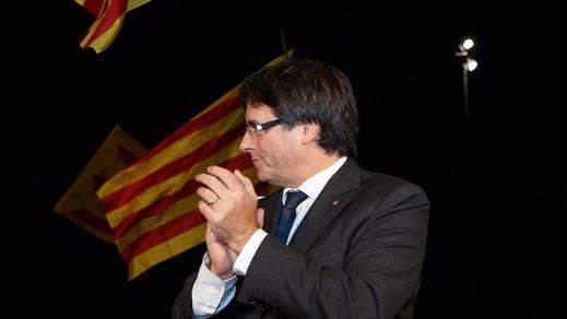 Los independentistas luchan por presidir el Parlament y el Govern con las dudas sobre el regreso de Puigdemont