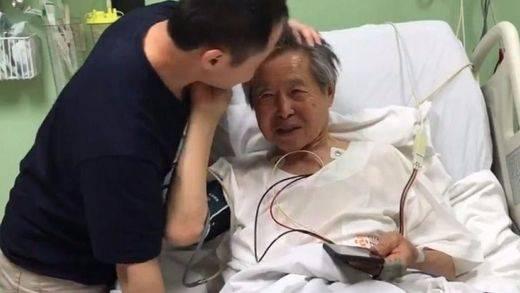 Siguen los milagros de Fujimori: tras el indulto, ahora recibe el alta médica