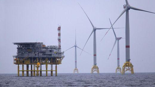 Iberdrola pone en marcha el parque eólico marino de Wikinger en Alemania