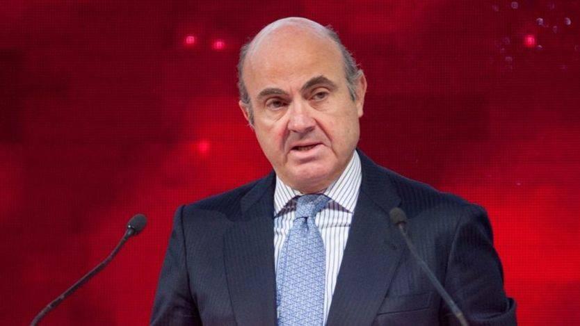 De Guindos pone cifra al coste del procés para la sociedad española: 'Unos 1.000 millones de euros'