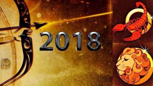 Horóscopo 2018: tu predicción anual en el amor, el trabajo, la suerte y la salud