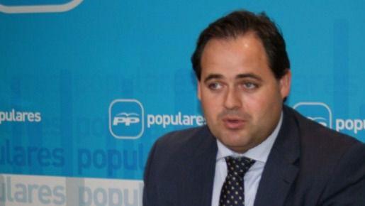 Viceportavoz del Grupo Parlamentario Popular en las Cortes de Castilla-La Mancha