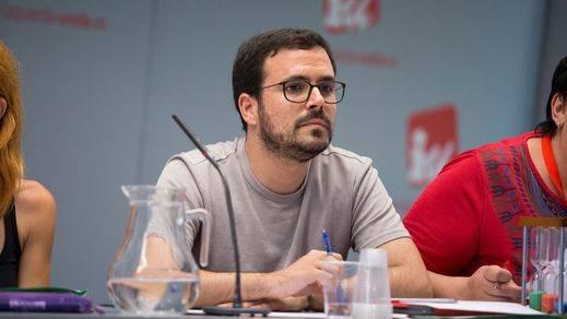 Garzón exige a Rajoy el cierre de Archidona y el cese de Zoido