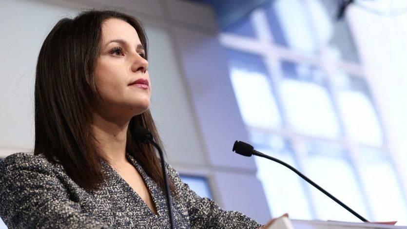 Ciudadanos intentará la investidura de Arrimadas 'si los independentistas no se ponen de acuerdo'