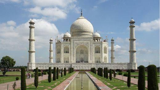 India baraja limitar las visitas al Taj Mahal