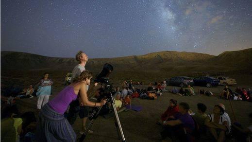 Las cuadrántidas, la primera gran lluvia de estrellas del año