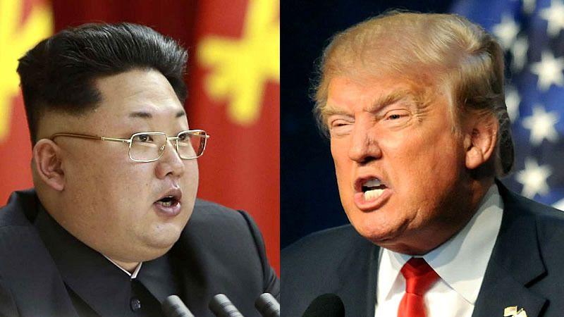 Trump presume del tamaño de su botón nuclear en pleno pulso atómico con Corea del Norte