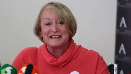 La presidenta de la Academia de Cine, Yvonne Blake, ingresada por un ictus