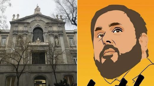 La Fiscalía aflojó con Junqueras y podría ceder para que salga de prisión temporalmente