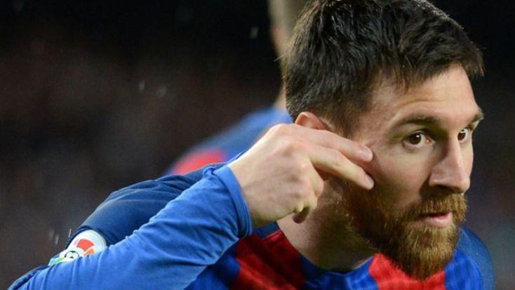 Messi se blinda contra la independencia de Cataluña en su megacontrato