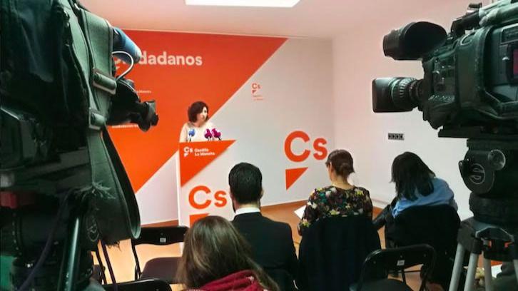 Ciudadanos cree que 'para PSOE y Podemos la Educación y la Sanidad no son una prioridad'