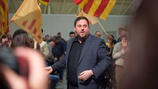 El independentismo aumenta la tensión tras la prisión para Junqueras: ahora se habla de