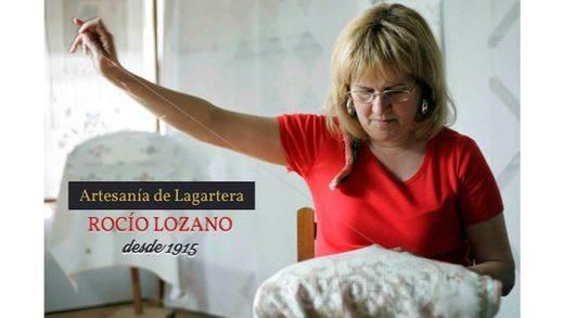 La mejor artesanía lagarterana tiene un nombre y más de un siglo: Rocío Lozano
