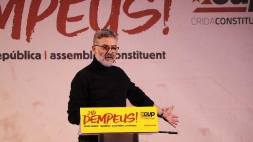 ERC propone a la CUP que entre en el nuevo Govern independentista