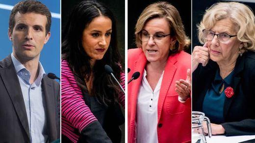 Así están las quinielas para los candidatos a la alcaldía de Madrid en 2019