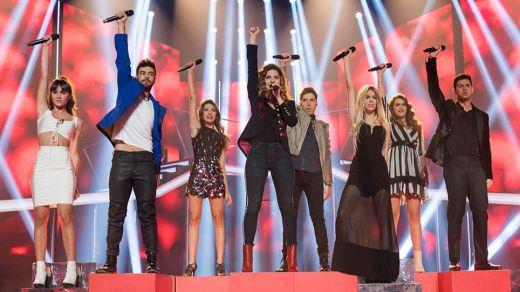 El representante de Eurovisión será elegido este 29 de enero en 'Operación Triunfo'