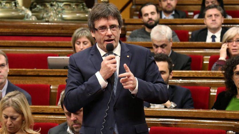 ¿Y si fuera posible investir a distancia a Puigdemont?: el vacío legal al que se agarran los independentistas