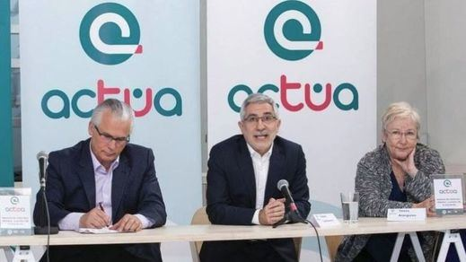 Actúa pide la integración de todos los partidos de izquierda para detener las políticas del PP